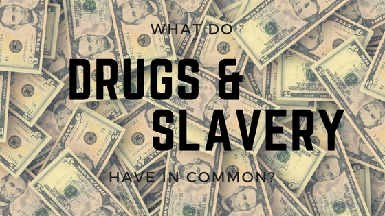 Modern slavery link with drugs