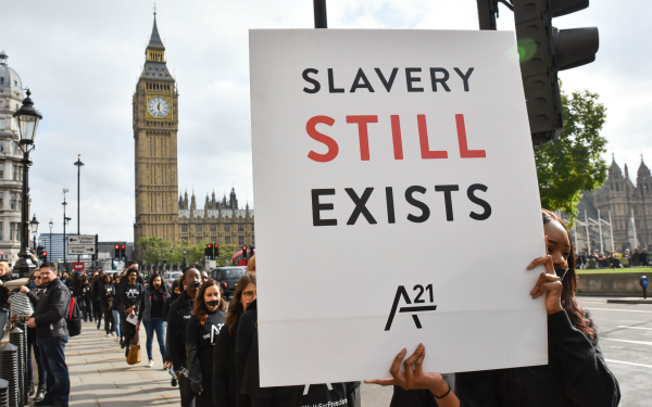 victims of modern slavery